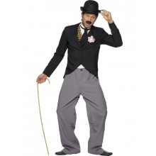 1920-talls Kjendis Kostyme