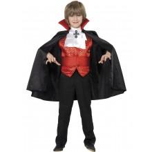 Greve Dracula-Kostyme Barn