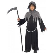 Mannen Med Ljåen Kostymedrakt Barn
