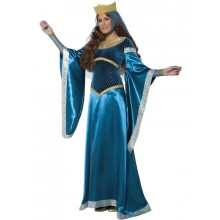 Historier fra det gamle England - Jomfru Marion kostyme