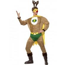Kostyme Super Reinsdyr
