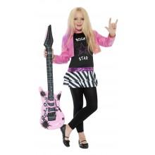 Rockestjerne Kostyme Barn