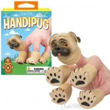 Fingerdukke Mops