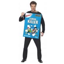 Cereal Killer Karnevalskostyme