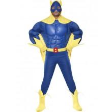 Bananamann EVA Bryst Kostyme