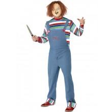 Chucky Kostyme - Menn
