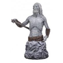 Game of Thrones Byste White Walker 23 cm