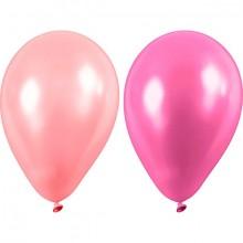 Rosa Ballonger 10-pakning