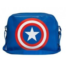 Skulderveske Marvel Captain America Shield