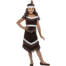 Indianerjente Karnevalsdrakt Barn