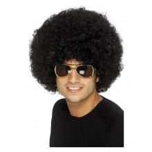 Peruk Afro 70-tal