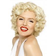 Parykk Marilyn Monroe