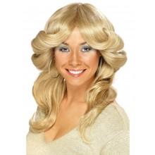 70-talls Parykk Blond