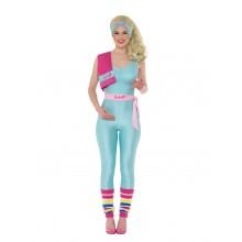 Barbie Karnevalskostyme