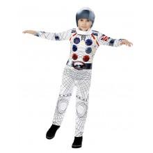Astronaut Karnevalskostyme Barn
