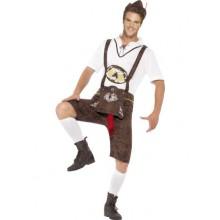 Brad Wurst Kostyme