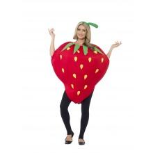 Jordbær Karnevalskostyme