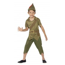 Robin Hood Kostyme Barn