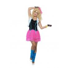 Wild Girl 80-talls Kostyme
