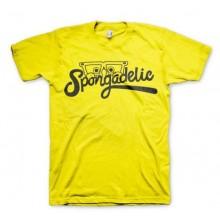 T-Skjorte Spongadelic