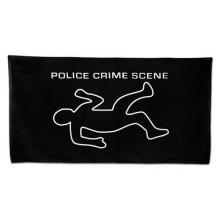 Håndduk Crime Scene