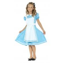 Eventyrprinsesse Kostyme Barn