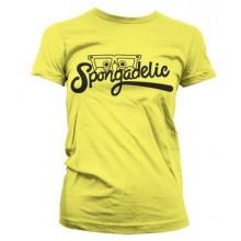 T-Skjorte Spongadelic Dame