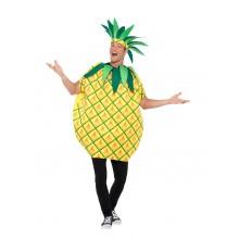 Ananas Karnevalsdrakt
