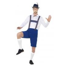Bavarisk Karnevalsdrakt Oktoberfest