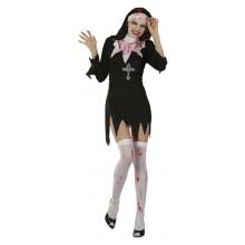 Kostyme Blodig Nonne
