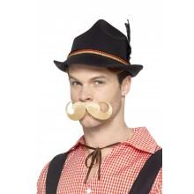 Tysk Tyroler Hatt Deluxe Oktoberfest