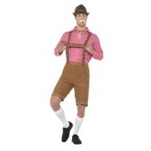 Mr Bavarian Karnevalsdrakt Oktoberfest