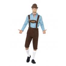 Mr Beer Fest Kostyme Oktoberfest