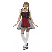Fräulein Karnevalskostyme Oktoberfest