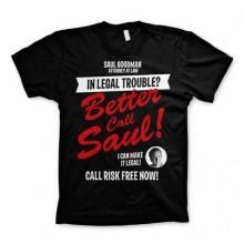 T-Skjorte Breaking Bad In Legal Trouble