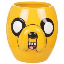 Adventure Time Jake 3D-Kopp