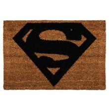 Superman DØRmatte Logo