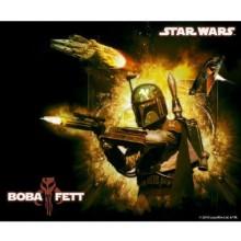 Star Wars - Boba Fett MUSEMATTE