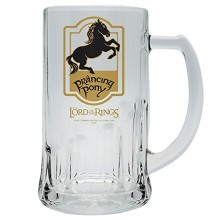 Ringenes Herre Ølglass Prancing Pony