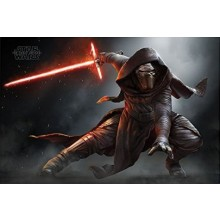 Star Wars Kylo Ren Warrior Poster 61 X 91,5Cm