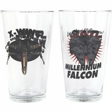 Store Star Wars-Glass