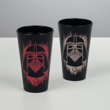 Star Wars The Last Jedi Varmefølsomt Glass Darth Vader