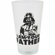 Star Wars Stort Glass – I Am Your Father