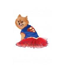 Supergirl Hundekostyme