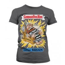 T-Skjorte Garbage Pail Kids Fryin Brian Dame