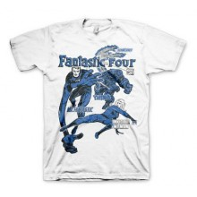 T-Skjorte Fantastic Four