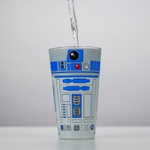 Star Wars R2-D2 Stort Glass