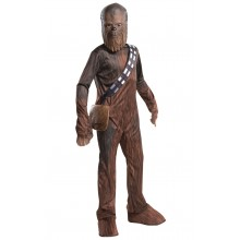 Chewbacca Kostyme Barn