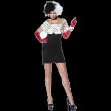 Evil Madame-kostyme