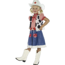 Kostyme Søt Cowgirl